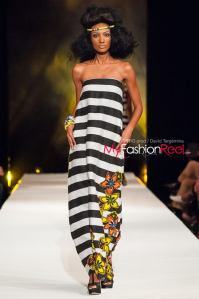 TRG Prod- Black Fashion Week 2014 créatrice Adama Paris