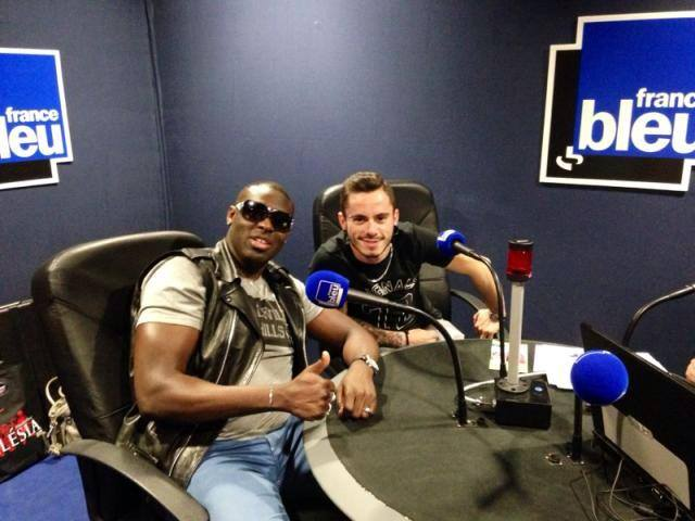 En radio avec Max